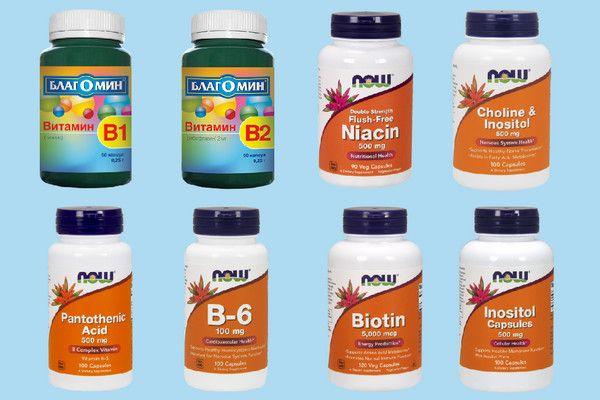 Витамины группы В (1)